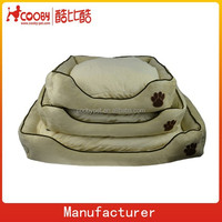 faux suede orthopedic dog bed pet bed for dogs