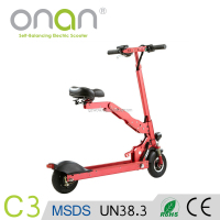 Aluminum Alloy Folding E Scooter/Electric Moped/Electrical Motorbike