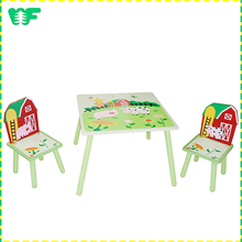 China wholesale custom kids study table chair childrens table and chairs