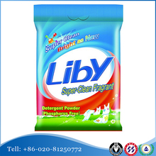 liby super clean color protective laundry powder