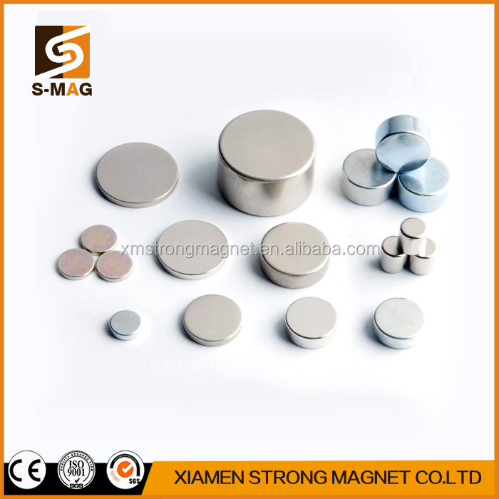 2017 new arrival various shape strong permanent n52 neodymium magnet n54