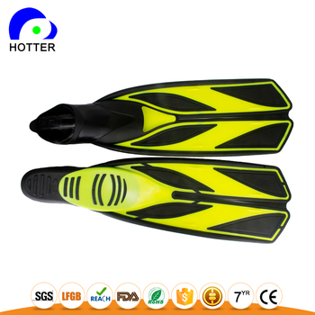Snorkeling Fins for Scuba Diving