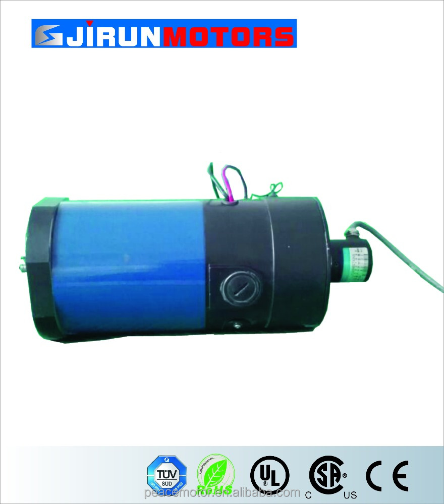 24v pwm brush dc motor