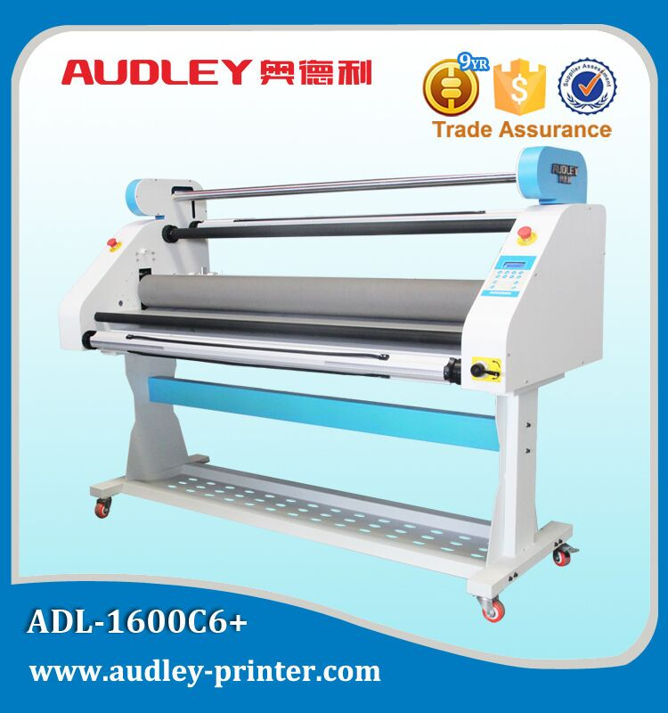 High quality hot paper roll aluminum foil laminating machine ADL-1600X1