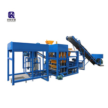 red cement automatic exciting quotation brick making machine