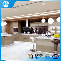 simple l shaped modular kitchen designs supplier