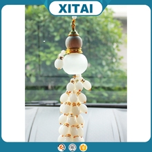 Hot sale car accessories calabash fragrance mixed hanging paper car air freshener for car art.-no.a170