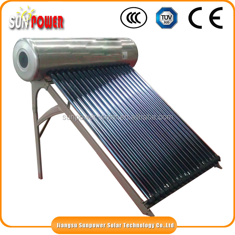 Most wanted products separated solar water heater import china goods