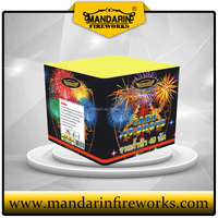 49s fireworks battery for wedding party