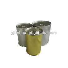 supply cheap box for flower vegetable metal tin seed cans