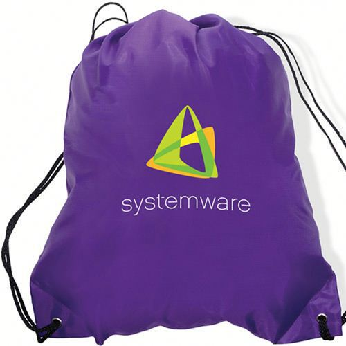 New recycle wholesale <strong>nylon</strong> drawstring backpack