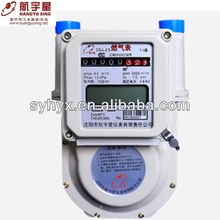Explosion Proof Dual Mode M-BUS & IC Card Prepayment Aluminium Case Gas Meter G1.6 MID Quality