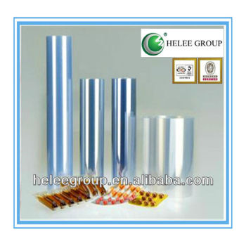 Medicine PVC/PE Film for Liquid Drugs