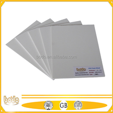 1mm-20mm advertising pvc foam sheet, AD printing sheet, pvc free foam sheet