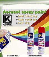 Arylic aerosol zinc oxide spray paint