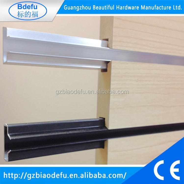 Panel Aluminium Strip : Aluminum slatwall panels strip