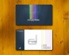 customed printing plastic transparent business card