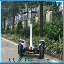 China Electric Chariot Scooter Freego 2*1000W Brush DC Motor two wheel electric scooter with pedals