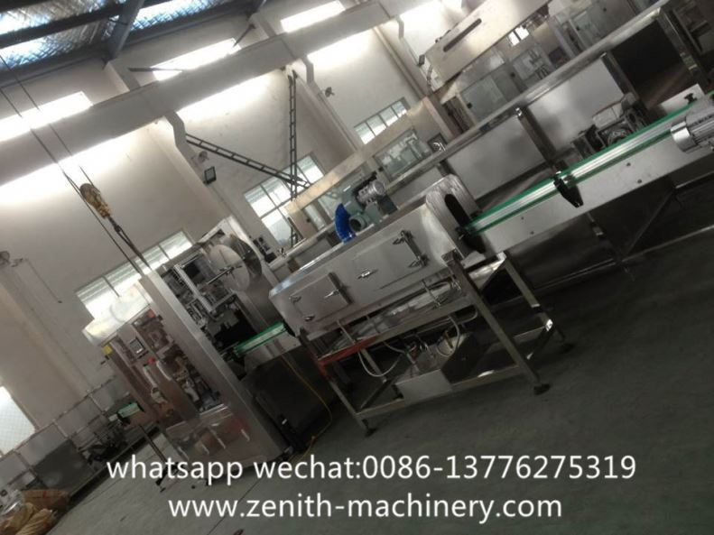 One Double Side Sticker Automatic Labelling Machine