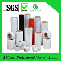 High Quality LLDPE Stretch Film ( hand stretch and machine stretch)