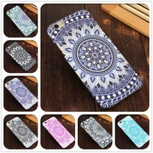 for iphone 6 Aztec phone case, for iphone 6 Datura stramonium Glowing Phone Case