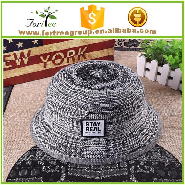 wholesale winter women blank felt wool hat