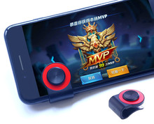 Arena of Valor game removable controller for android,Smart Phone game mini Joystick for PUBG