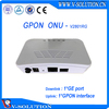 CE Certification! mini White Plastic Case 1GE GPON FTTB ONU