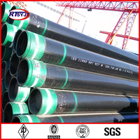 Oil Casing Pipe,API 5ct N80 Seamless Casing Pipe Length:R1 R2 R3
