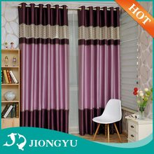 New Arrival Factory Price Soft Elegant indian style blackout curtains