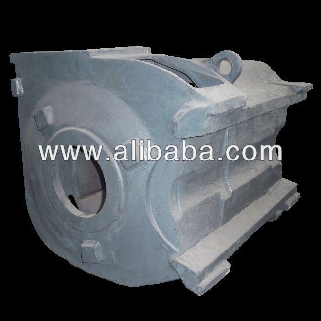 Traction shell for rail industry