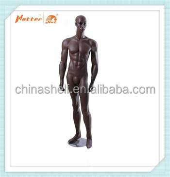 FRP fashion mannequin windown display of male model