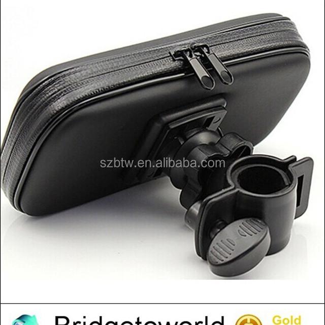 Handlebar bike waterproof mobile phone bag bike bicycle mounts waterproof bag bike mount for samsung s3 s4 s5