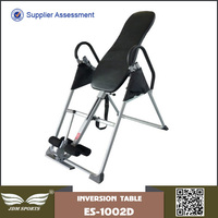 New foldable inversion table