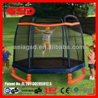 GSD 6FT-16FT outdoor trampoline with CE and GS certificate