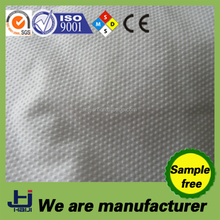 OEM Manufacturer non woven fabric roll embossed spunlace for wet wipes