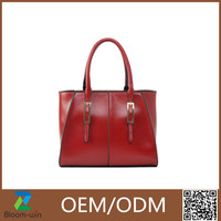 PU leather handbag pattern shoulder bag Canton handbag