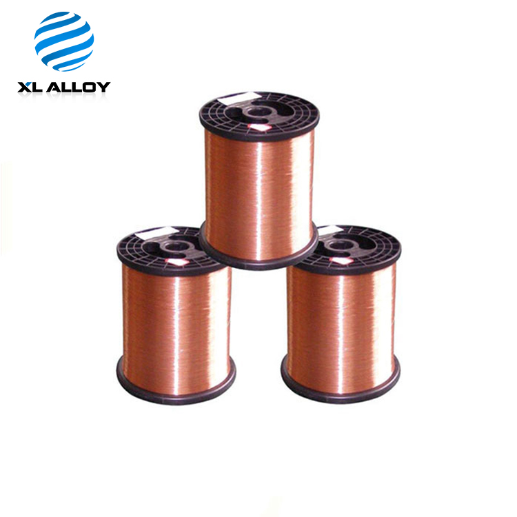 Highly CuNi34 electric heating wire resistance <strong>Alloy</strong> wire wholesale
