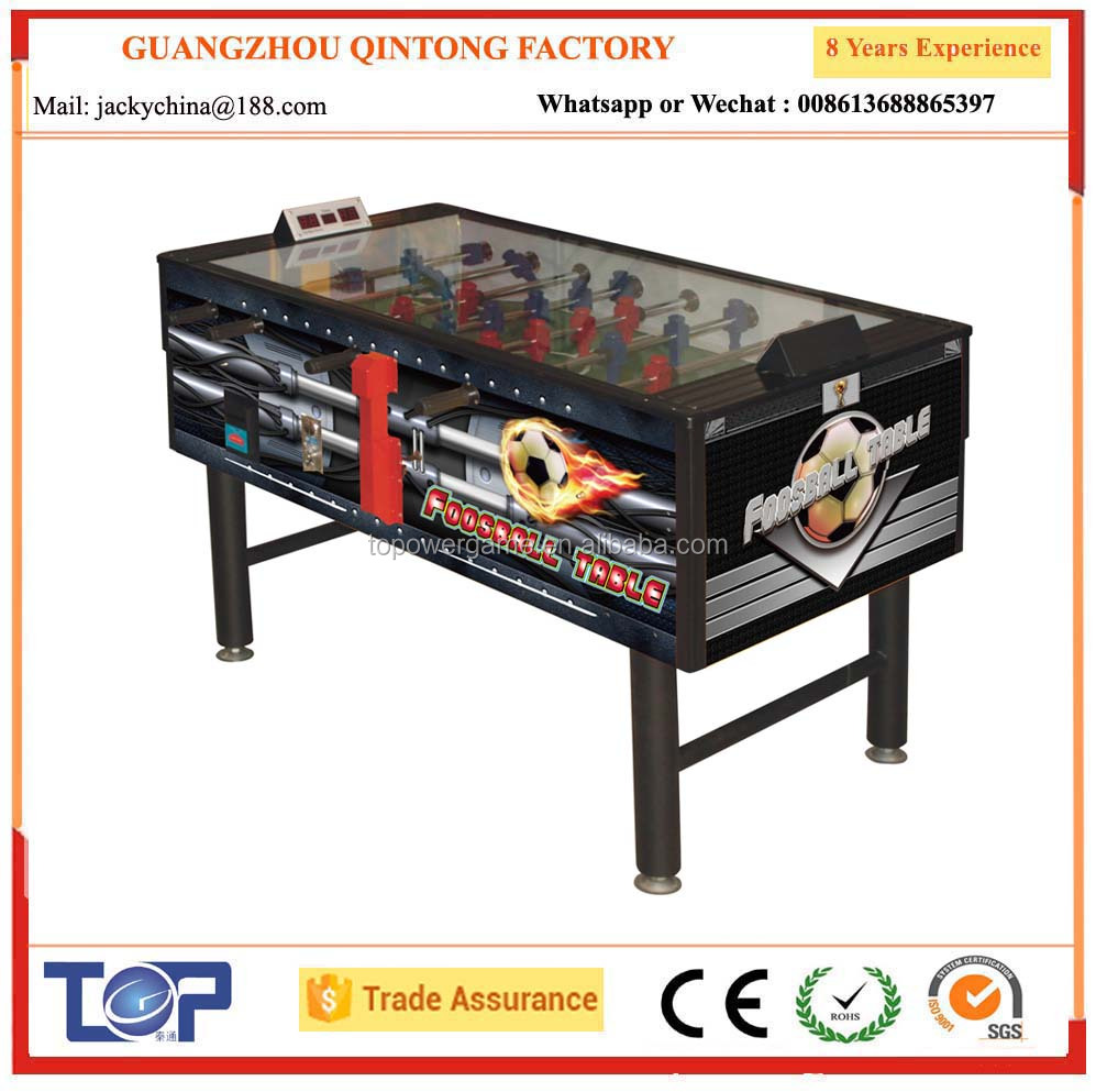 Guangzhou factory directly supplier football soccer game table