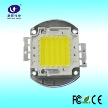 Factory quality wholesale LED COB 50W white light integrated high power lamp beads with Epistar chip