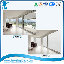 High Transparent PDLC Self-adhesive Smart Glass Film