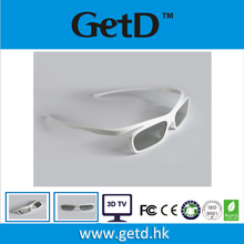 Cinema Passive New Arrive 3D Glasses for GetD & RealD & Master Image Theatres