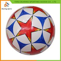New product special design mini soccer ball football China sale