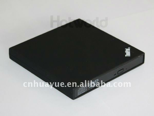 External USB 2.0 DVD-ROM /DVD-RW/CD-COM COMBO