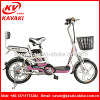 2015 Trendy Designed Light And Handy Lowest Price High-carbon Steel Front Fork Electrical Bicycle,Motor-driven Bike