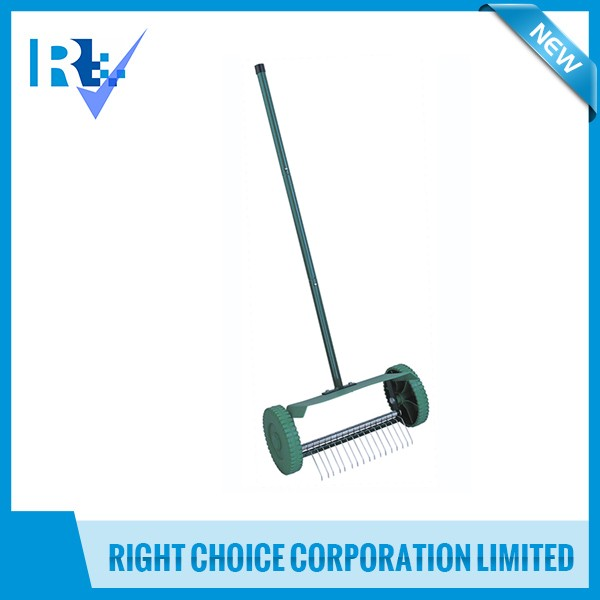 Professional High Quality Steel Material Lawn Aerator