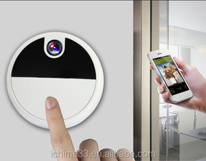 Smart Wireless WiFi Video Doorbell Camera 720P IP Video Door Phone WiFi Door Bell Camera Wireless