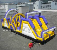 Factory directly sell Inflatable obstacle course game Z4003