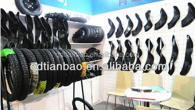 good quality motorcycle inner tube 300-18 made in china