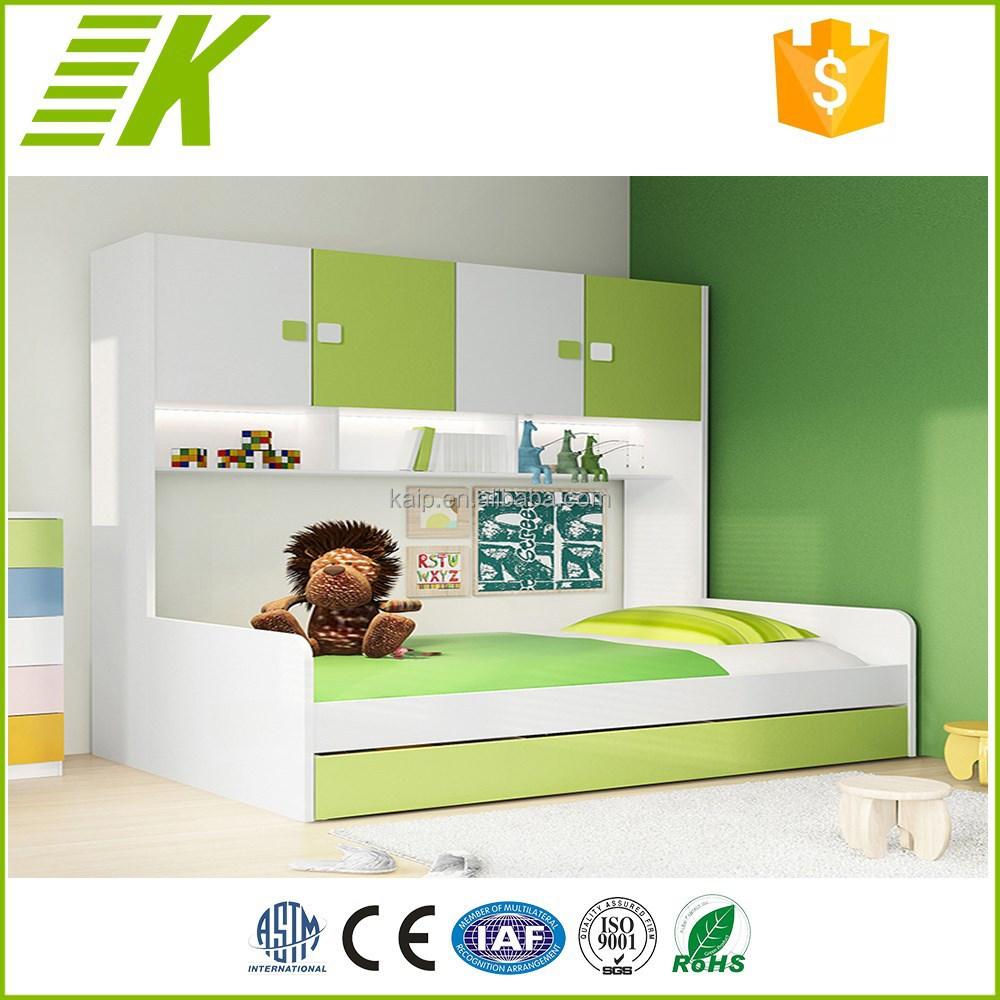 Hot Selling Children Car Bunk Bed Modern Bedroom Sets